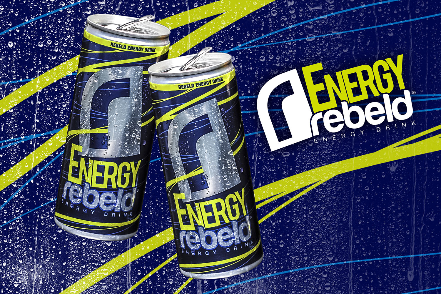 Rebeld Energy Drink