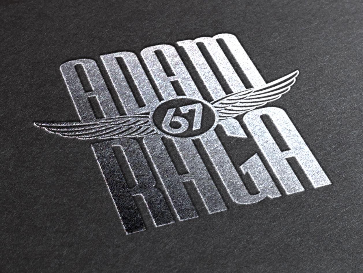 Logo Adam Raga