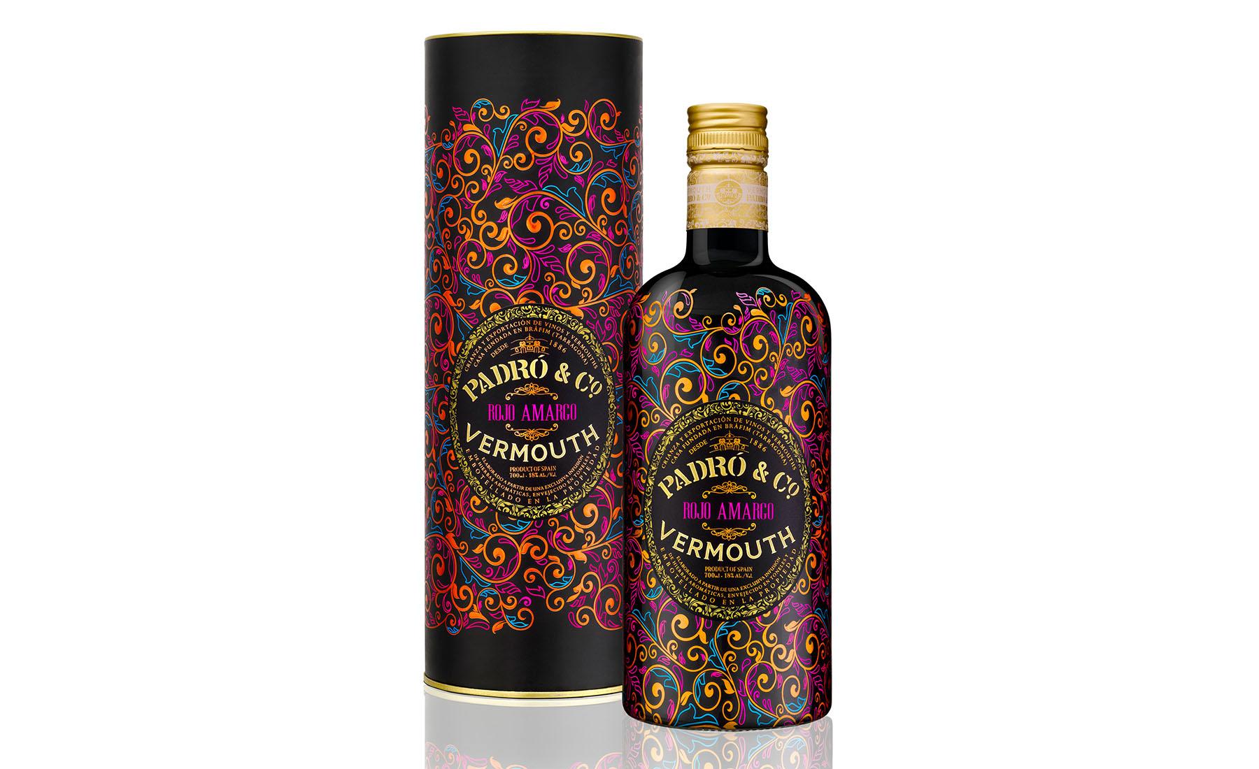 Vermouth Padró & Co. ROJO AMARGO